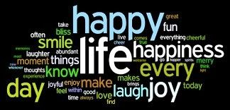 THOUGHT FOR THE DAY:    The art of being happy lies in the power of extracting happiness from common things.    ~Henry Ward Beecher  #happiness