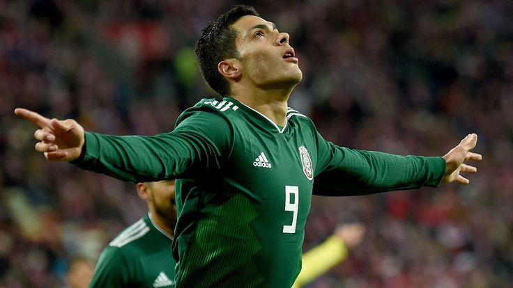 Raul Jimenez scores as Mexico beats Poland 1-0 to finish on a high