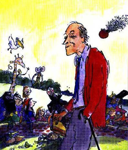 Roald Dahl quiz - An enjoyable test of knowledge on Roald Dahl's stories.