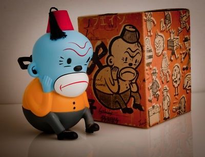 Gary Taxali Limited Edition Blue Toy Monkey with box | #134461636