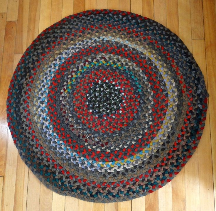 Used Oval Braided Rugs: 487 Best Images About Vintage Braided Wool Rugs On