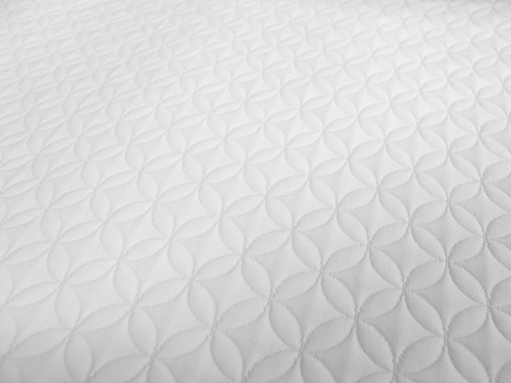 Opal White, Winner Best Hospitality Textile, Interior Design Best of Year Awards 2013, part of the Touché Matelassé Collection from  #FabricInnovations #hospitality #bedding #design #BestHospitalityTextile #2013