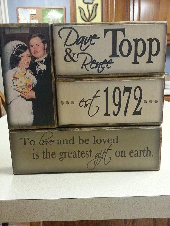 Ideas For 60th Wedding Anniversary Gifts For Parents : + ideas about 60th Anniversary Gifts on Pinterest 60th Anniversary ...
