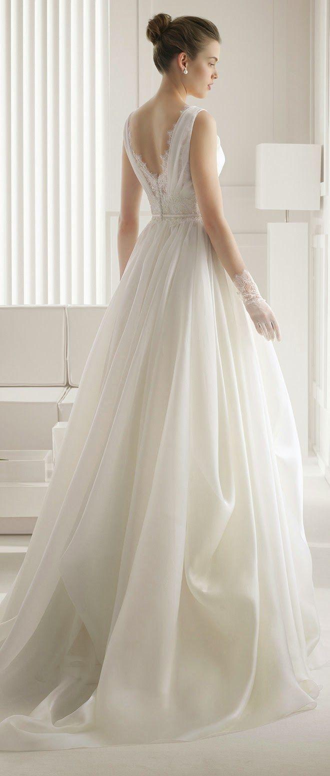 Rosa Clara 2015 Bridal Collection - Part 2  | bellethemagazine.com