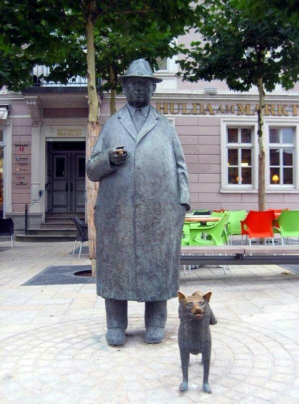 Onkel Willi in Lüdenscheid