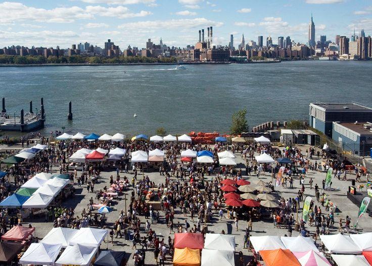 Brooklyn Flea Market | Est Magazine
