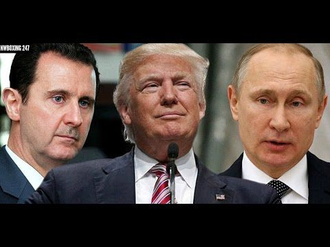 Russia Warns Trump Of Dangerous Proposition In Syria (Jan.27, 2017 Headl...