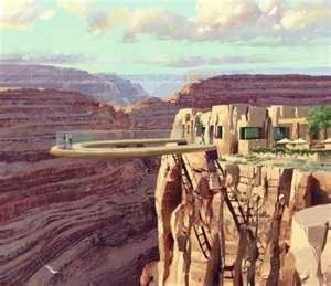 The Skywalk Grand Canyon