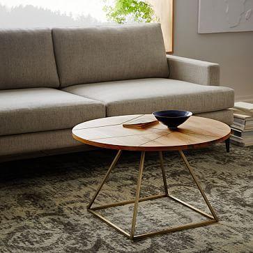 Roar Rabbit Linear Coffee Table Westelm Living Room