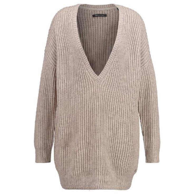 Strickpullover - grey almond by Marc O'Polo