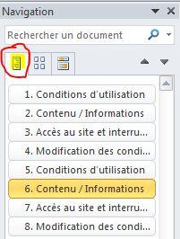 Word : règle, volet de navigation et fonction zoom - Fiche pratique Word, Informatique & Bureautique