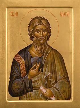 Heilige Andreas