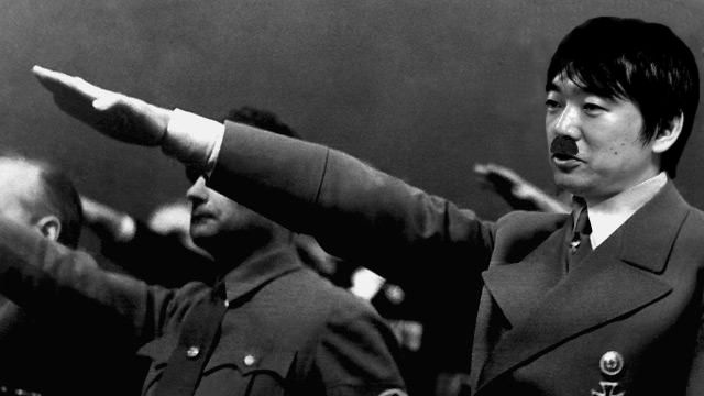 He is the dictator in Osaka Empire. His name is Adolf Hashiler!