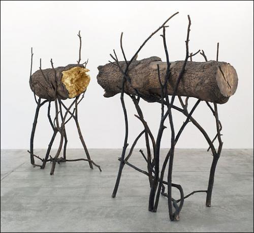 Giuseppe Penone | Le corps d'un jardin | Paris 3e. Galerie Marian Goodman