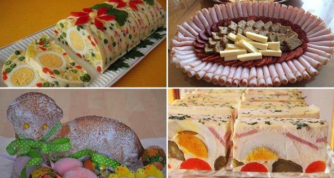 22 nejlepších receptů na velikonoční saláty a jiné pochoutky
