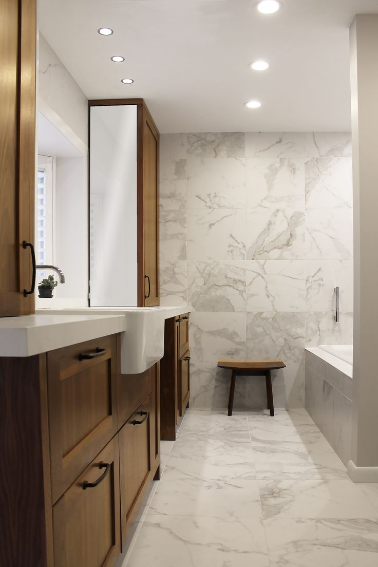 Images Photos Sheridan master bathroom renovation by Green Living Designs and Globus Construction