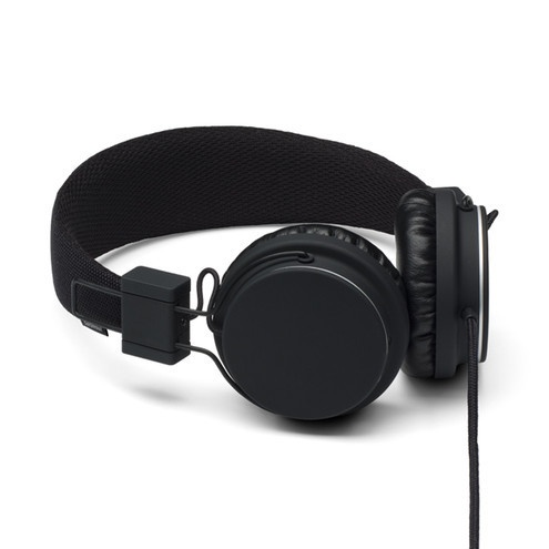 Plattan Headphones - Black