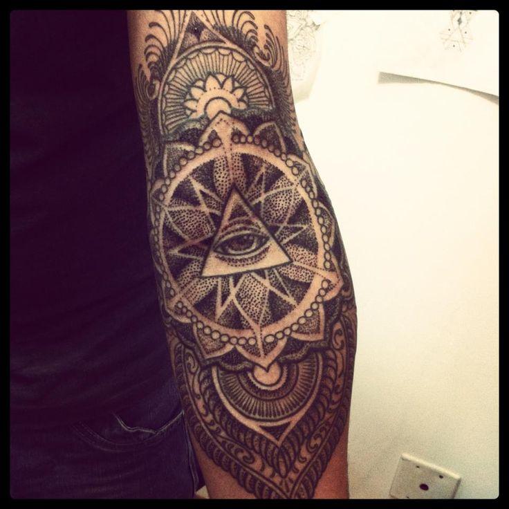 http://tattoo-ideas.us #black #tattoo #dotting