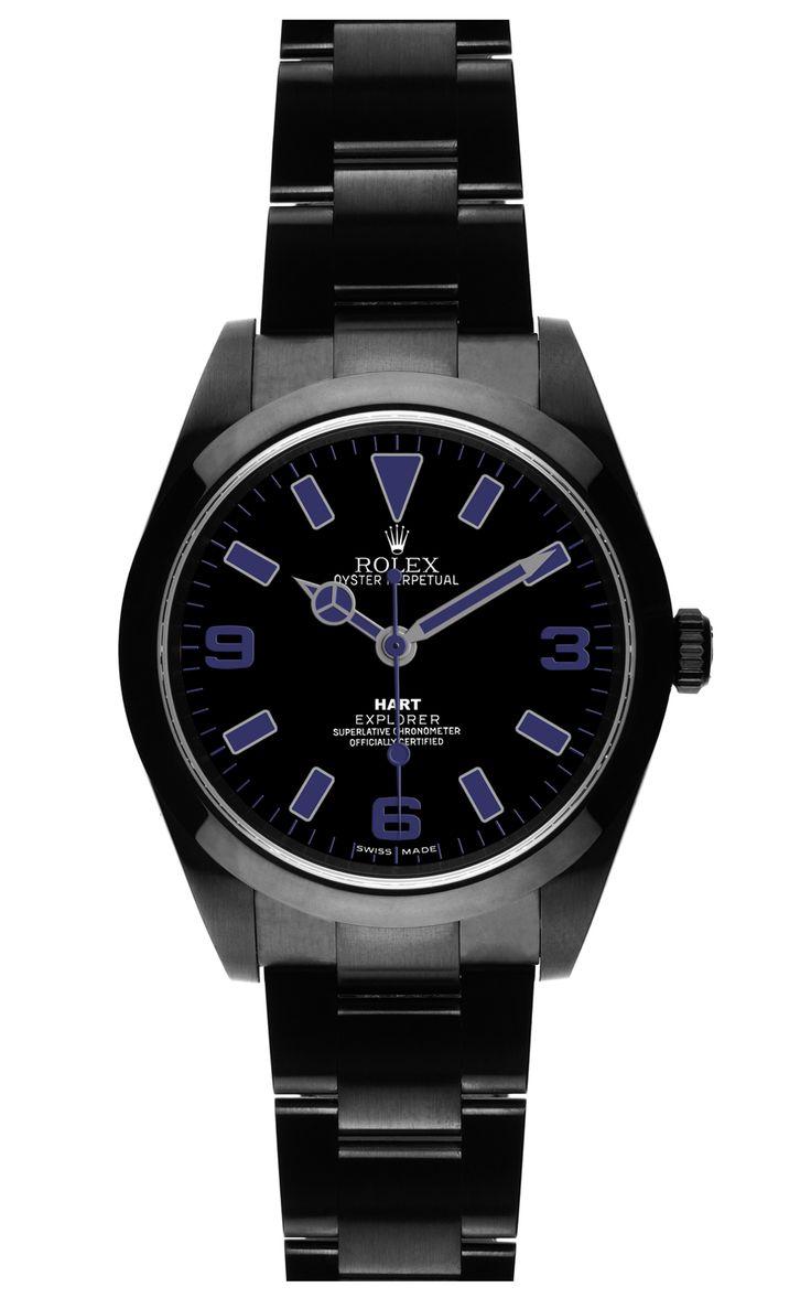Jess Hart's Bamford Watch