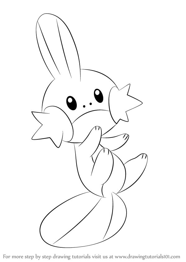 mudkip evolution coloring pages - photo#15