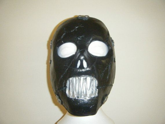 Hey, I found this really awesome Etsy listing at https://www.etsy.com/listing/244917892/paul-gray-slipknot-band-chapter-mask