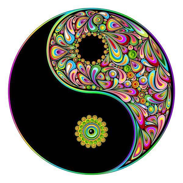 Tattoo Designs Yin Yang Symbol: Best 20+ Yin Yang Tattoos Ideas On Pinterest