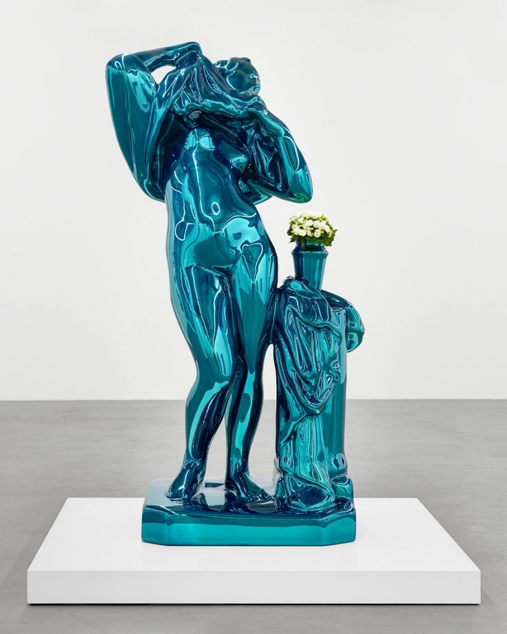 Jeff Koons, Metallic Venus, 2010-20