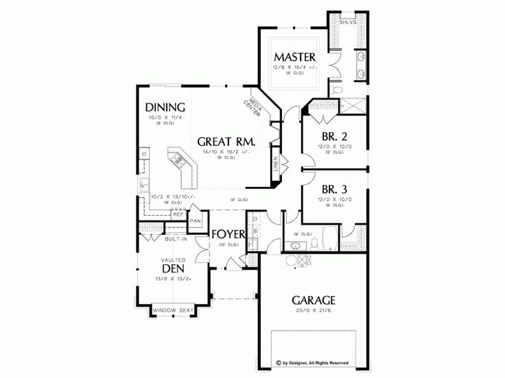 50 best House Plans images on Pinterest