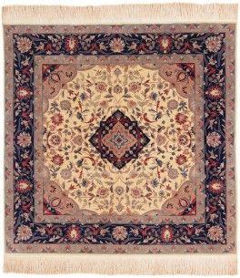 China Isfahan Teppich Dieser Schöne China Isfahan Teppich 00013013 Stammt  Aus China Und Hat Die Farbe Beige, Blau. Der Teppich Ist Aus Hochwertigem  Material ...