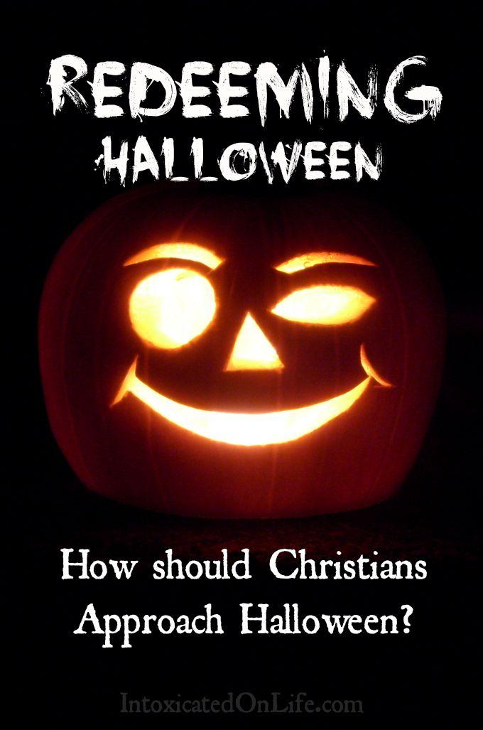 redeeming halloween a christian approach - Christian Halloween Decorations