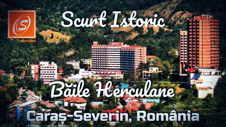 You know you want to watch this 👉 Băile Herculane - Scurt Istoric, Caras Severin, Romania  https://youtube.com/watch?v=93t3o_AND_g