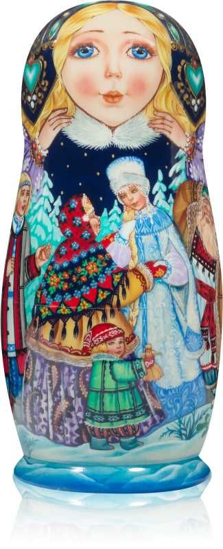 Buy Russian gifts, handicrafts, Nesting dolls, Easter Eggs, Christmas ornaments, Nativity, Santa and Angels. Prices starting at 2 USD. Only handpainted. FREE delivery!