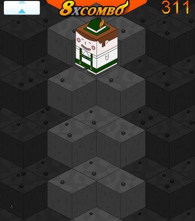 Lavdan Kaçış isimli keyifli oyunda kare şeklindeki lav dağından inmeye ve karakterimizi kurtarmaya çalışacağız.  http://www.garajoyun.com/lavdan-kacis.html