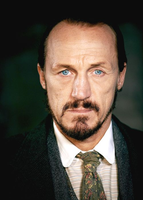 "stunningoldermen: ""Jerome Flynn "" Reblogging because …."