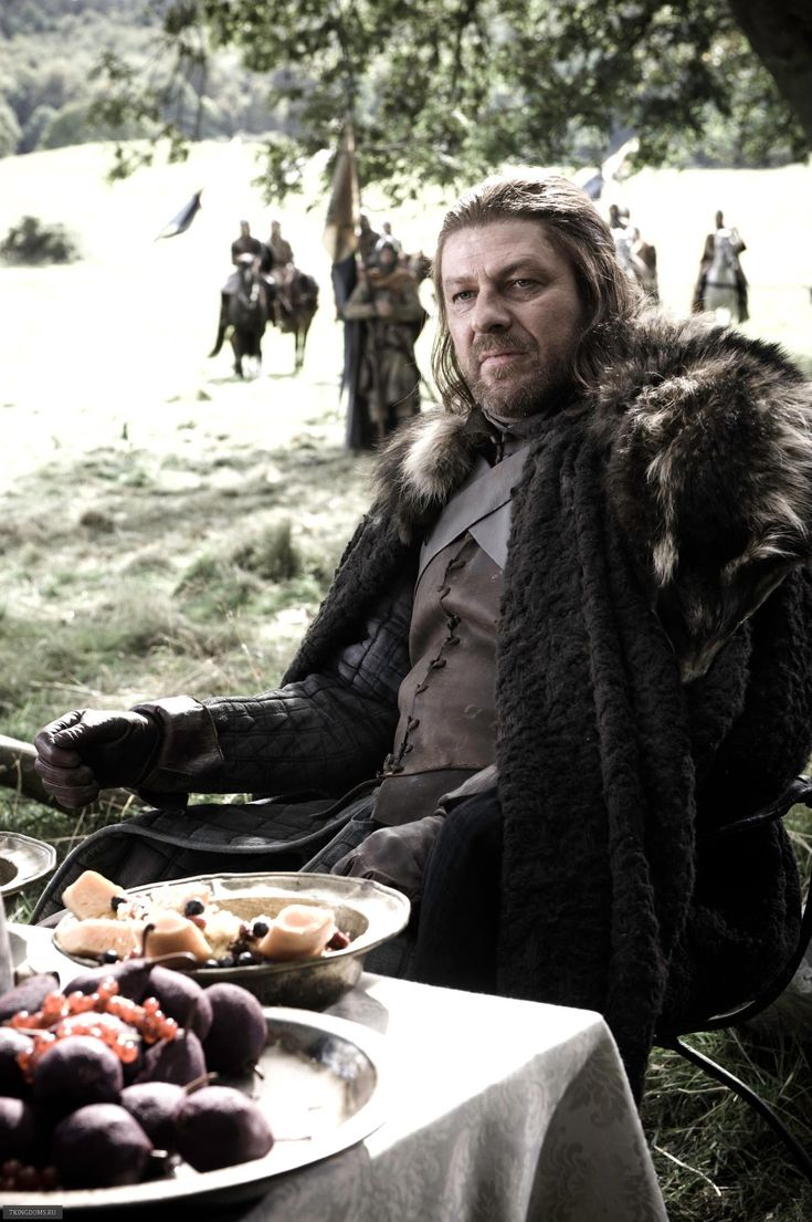 "Sean Bean (Eddard ""Ned"" Stark) in Game of Thrones - Season 1 (2010)"