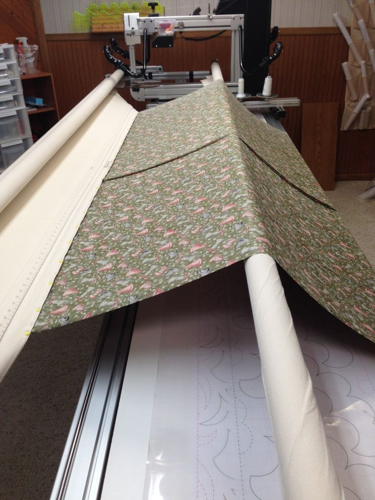 Ask the Longarmer – Keeping a Quilt Straight on the Frame