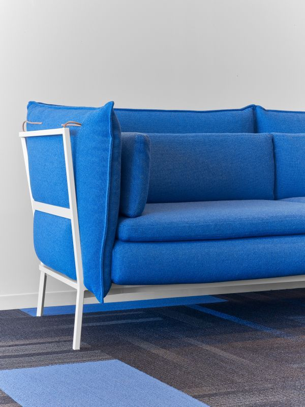 Basket 011 | Lounge Chair | Haworth Collection
