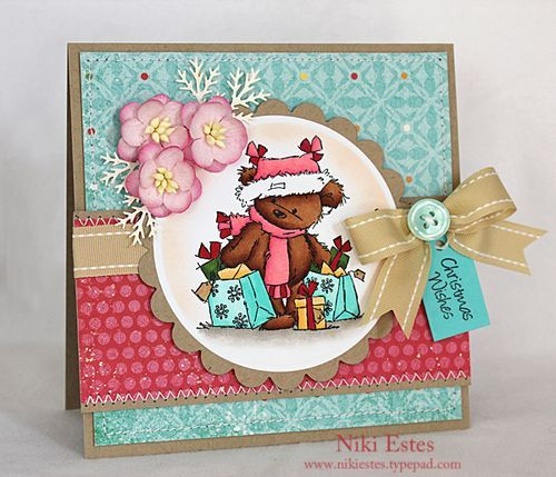1704 best images about cards lotv christmas on pinterest for Handmade paper creations