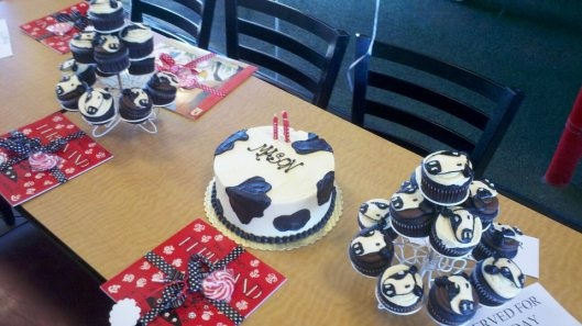 chick fil a party ideas