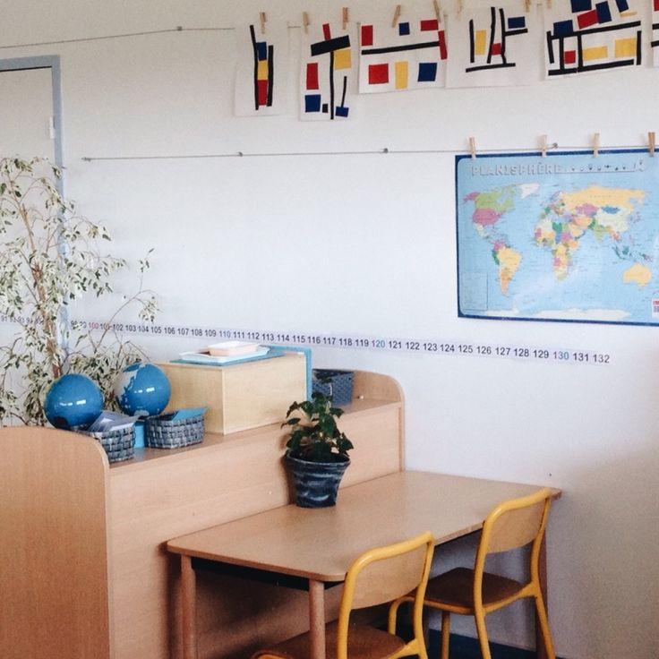 Journal d'une transition pédagogique en maternelle. Une classe qui tente de respecter au mieux les lois naturelles de l'enfant...