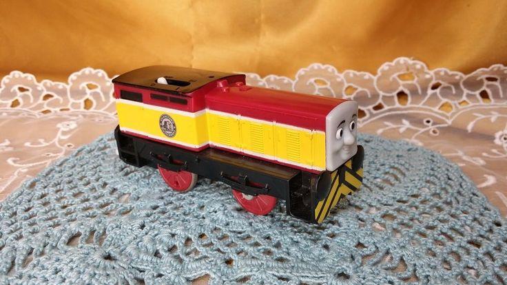 Thomas the Train & Friends Trackmaster DART Motorized Thomas Engine Gullane 2010 #GullaneMattel