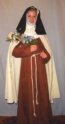 Saint costume