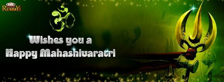ClassicRummy Team Wishes All A #Happy #MahaShivaratri.  https://www.classicrummy.com/?link_name=CR-12