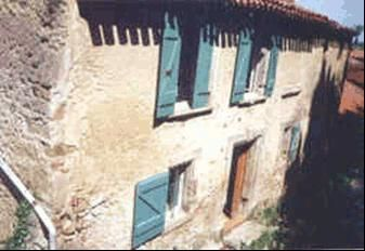 Long term rental to let in Le Fossat, France : Ski Christmas in France - Fully renovated 13th Century Village House