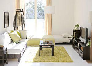 光が降り注ぐ8畳の一人暮らしワンルーム : 一人暮らしワンルームのインテリア実例集【レイアウト・コーディネート・模様替えの参考に】 - NAVER まとめ