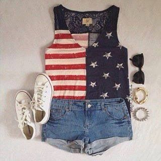 4th of july revolve clothing