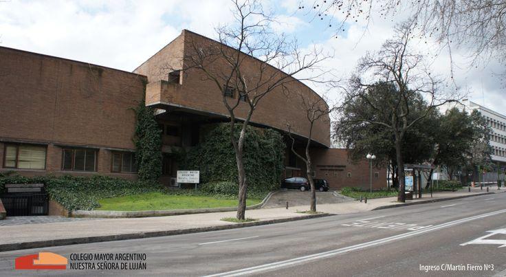 Colegio Mayor Argentino en Madrid