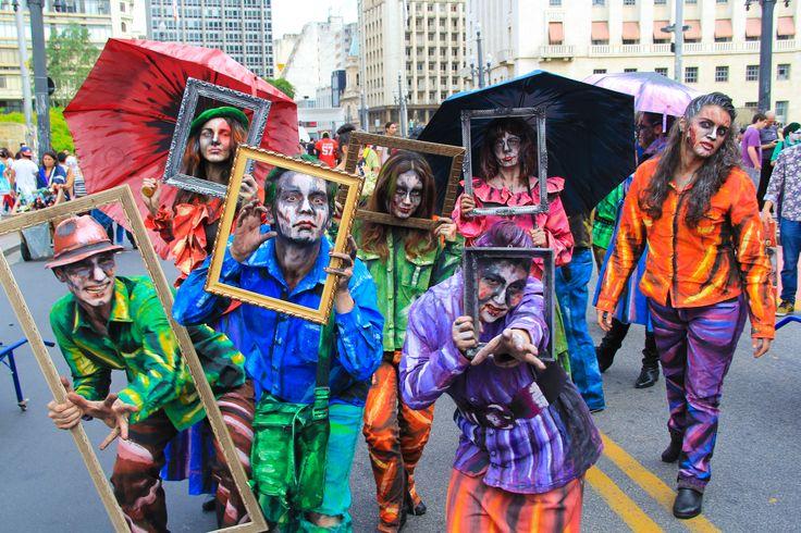 Zombie Walk SP 2015 - goo.gl/4EshBc