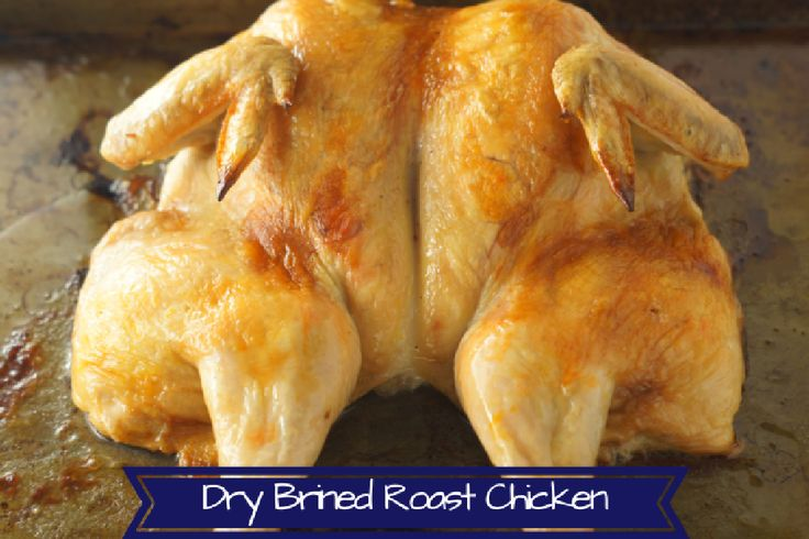 How to Dry Brine Chicken with Hot Sauce - A Real Food JourneyA Real Food Journey