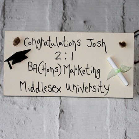 Graduation Gifts For Him - Personalised Graduation Gifts for her. Personalised graduation gifts for her and him, for your girlfriend and boyfriend. MadeAt94University Leavers presents and College graduate keepsakes.